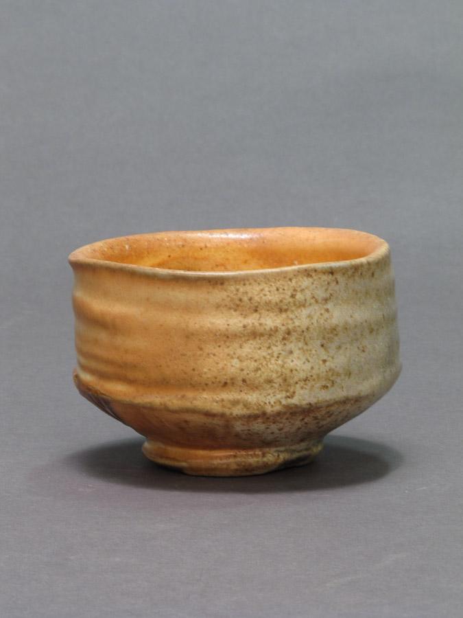2011-12 Bowl with tan coloured glaze-web.jpg