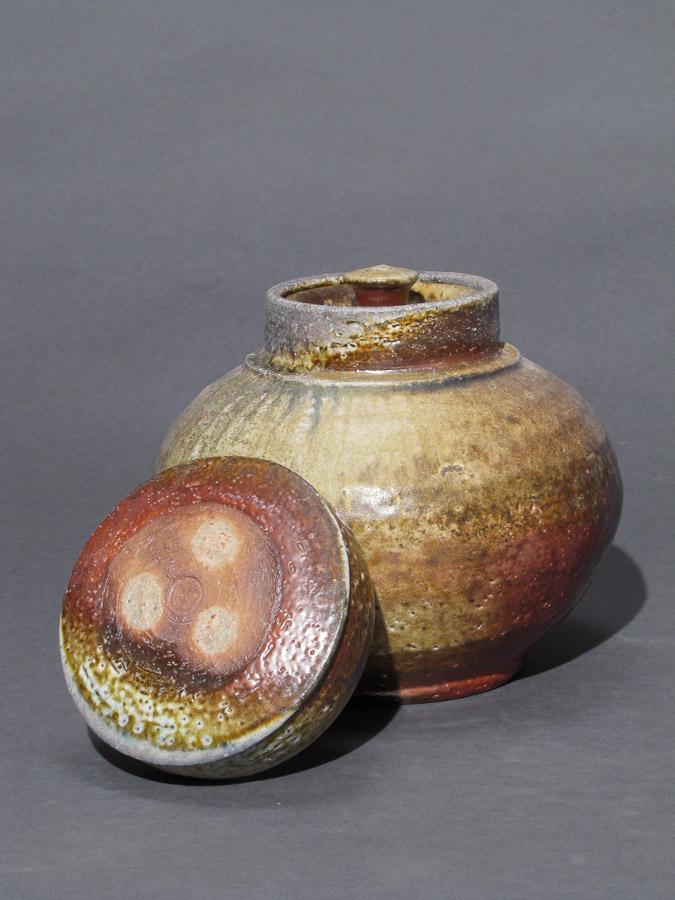 2011-12 Double lidded jar