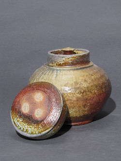 2011-12 Double lidded jar