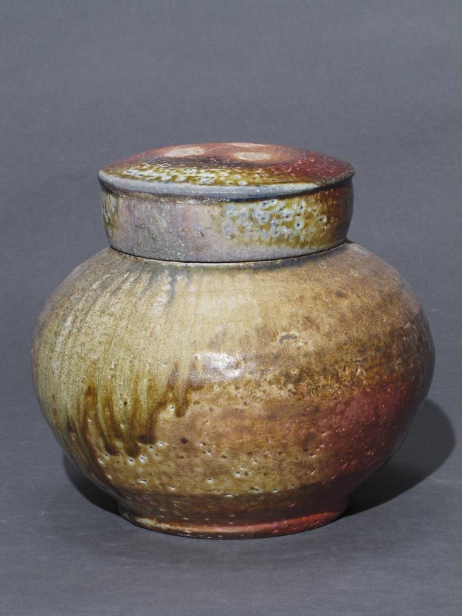 2011-12 Lidded Jar
