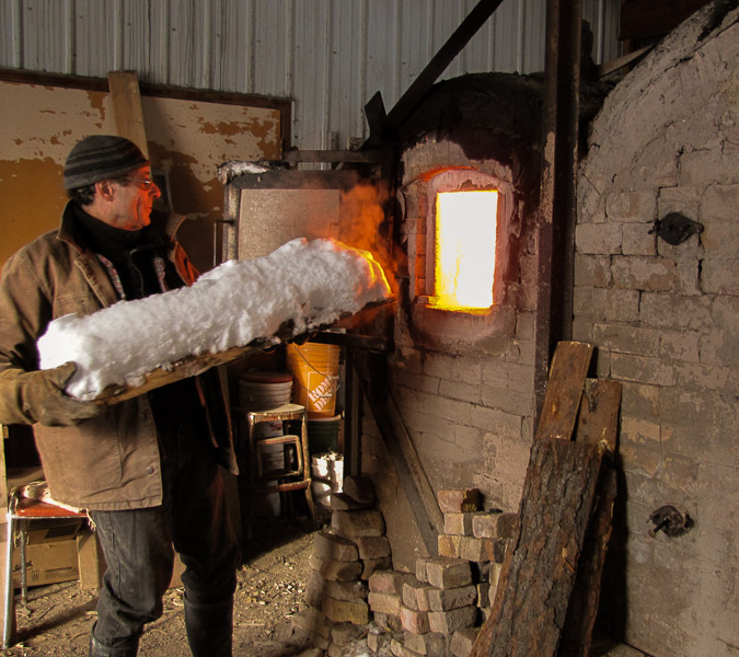 Winter Firing