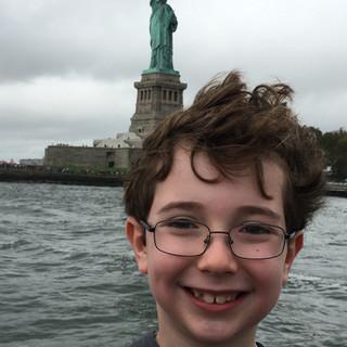 Brett in NYC