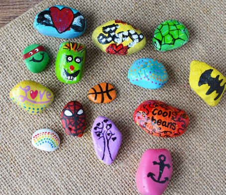 Create Your Own Painted Rocks!