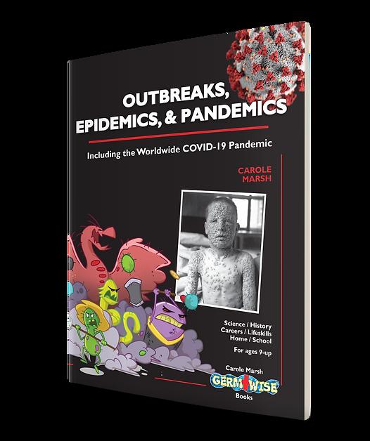 outbreaks, epidemics, pandemics kids book