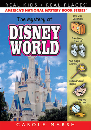 Book Review: The Mystery at Disney World