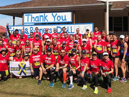 Michael's Miracle Boston Marathon Team