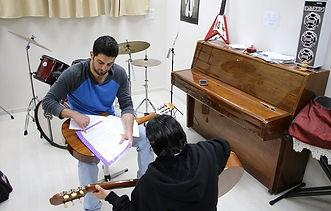 שיעורי גיטרה למתחילים ומתקדמים