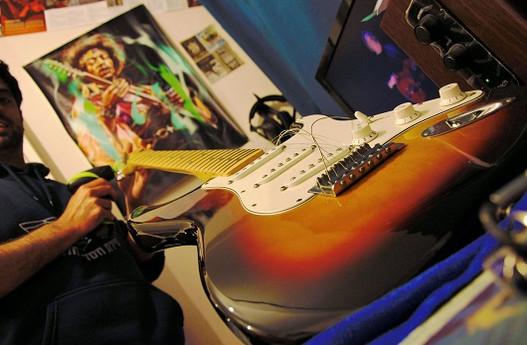 לומדים גיטרה באינטרנט - שיעורי גיטרה