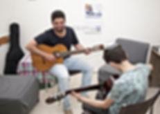 שיעו גיטרה- סטודיו המורה