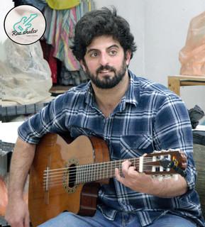 רז שלו- שיעורי גיטרה