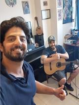 הקלטות גיטרה- שיעורי גיטרה