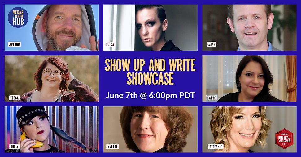 Show Up and Write Showcase 1-21 Copy 3 (