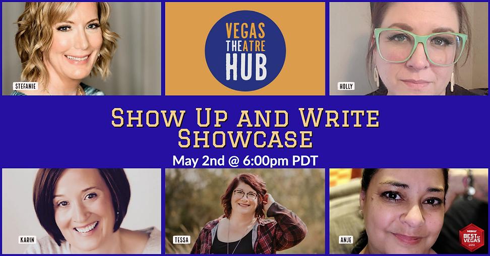 Show Up and Write Showcase 1-21 Copy 2 (