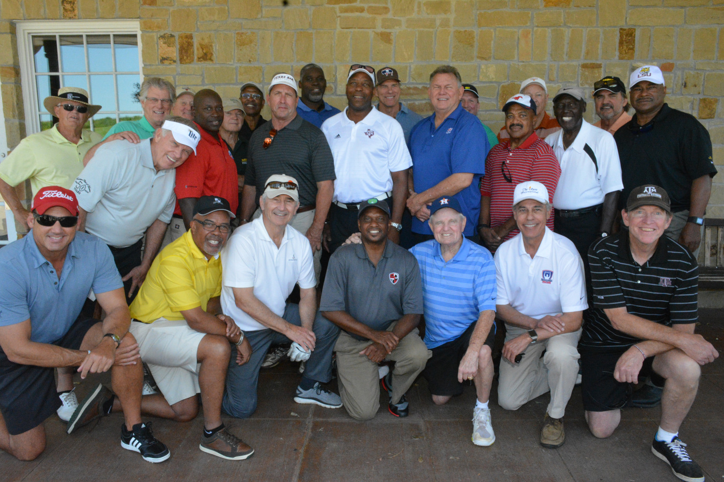 Golf tourney, TD Club's 50th celebration