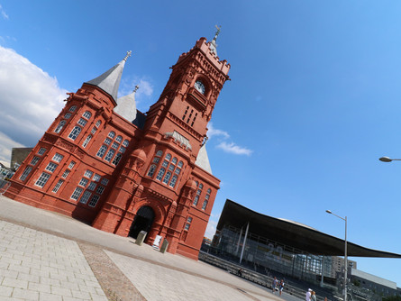 Things to do in Cardiff, South Wales
