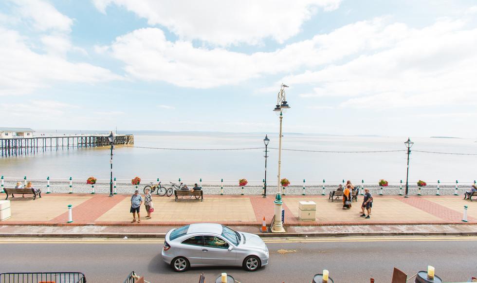 The Esplanade, Penarth by Sain Y Mor