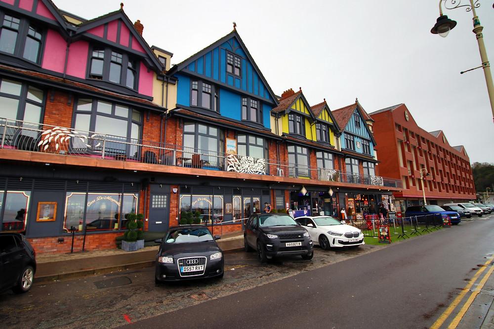 Sain Y Mor Hotel, Penarth South Wales