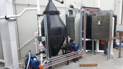 Tip top waste plant