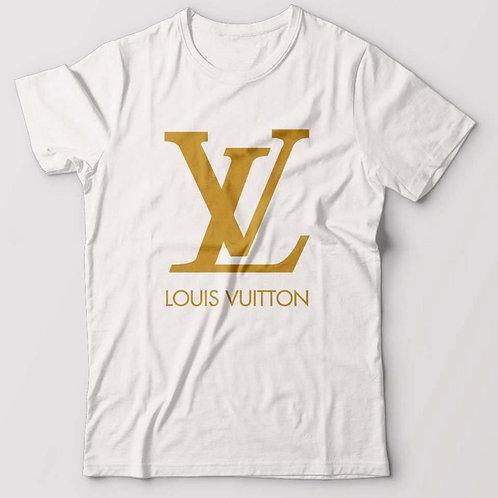 louis Vuitton Printed T-Shirt