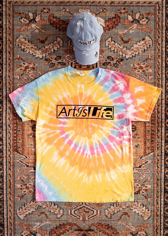 Art Is Life Hippie Tee