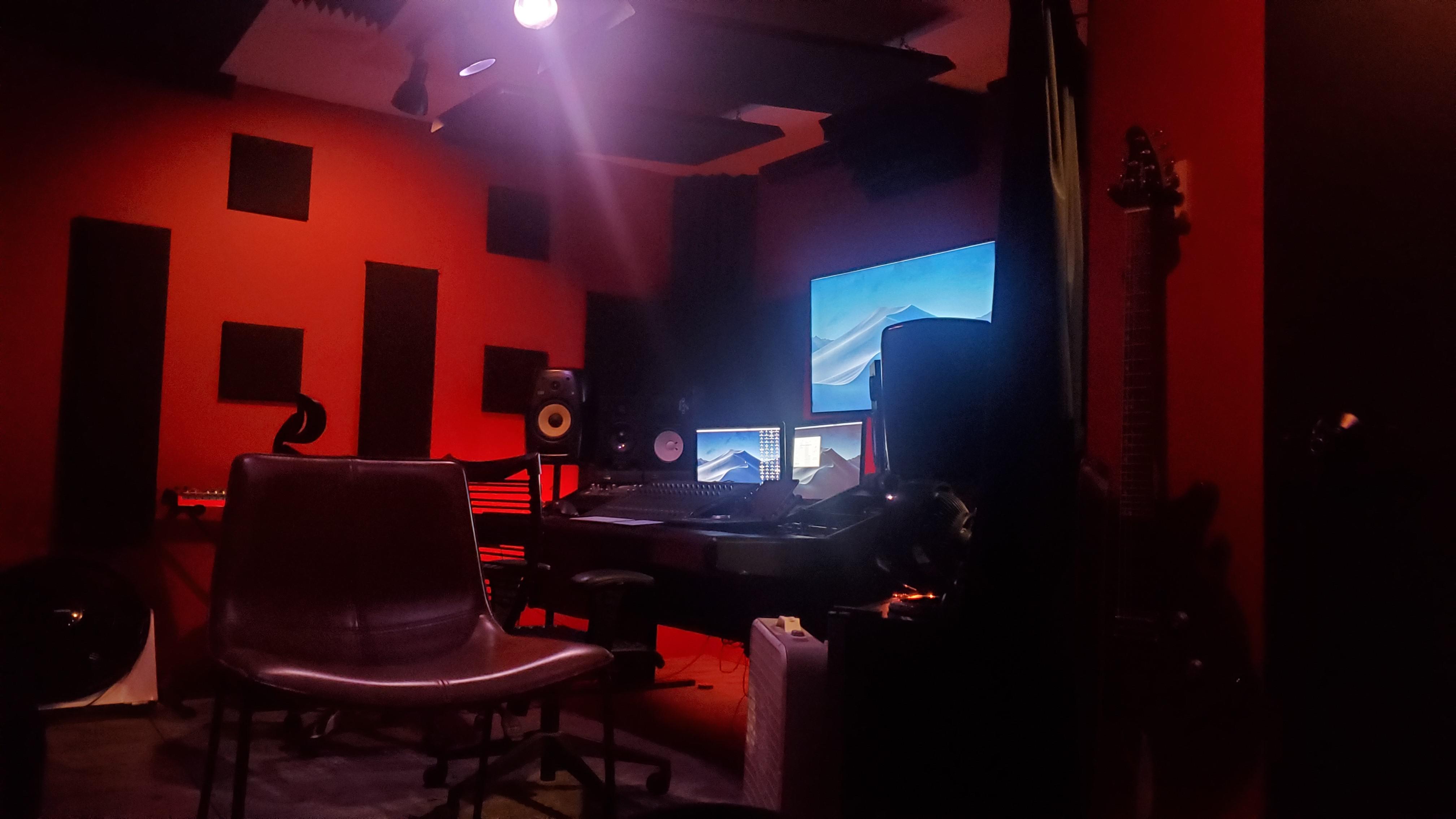 4hr Recording session