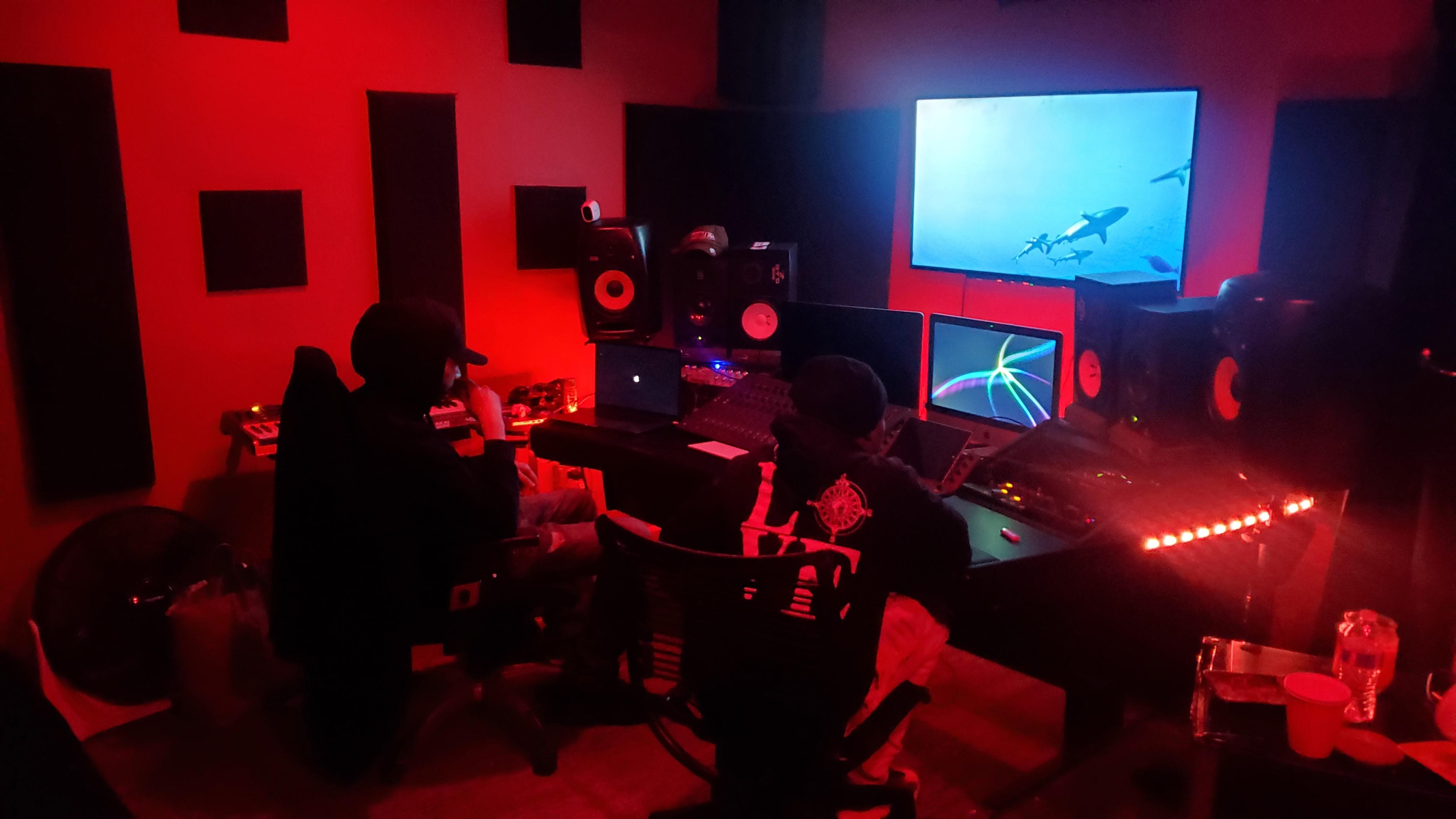 5hr Recording session