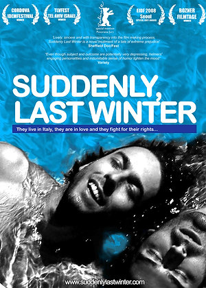 SUDDENLY, LAST WINTER - DVD