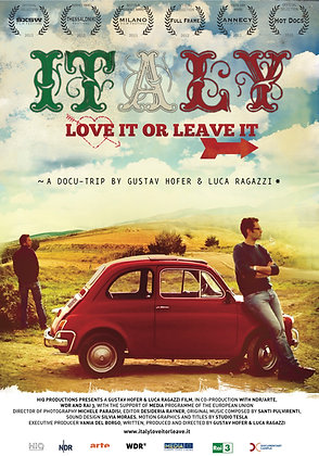 ITALY LOVE IT OR LEAVE IT - version française