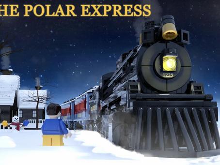 LEGO Ideas: The Polar Express Achieves 10k Supporters