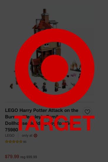 LEGO Black Friday Deals at Target