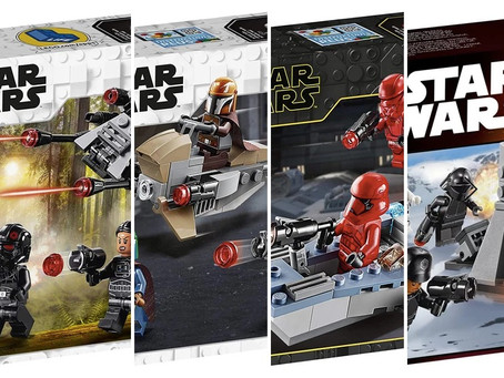 LEGO Star Wars™: The Future of Battle Packs