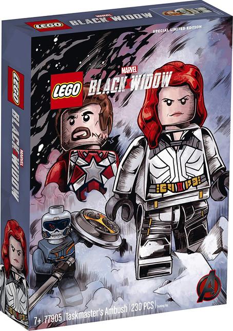 LEGO Marvel Avengers Taskmaster's Ambush
