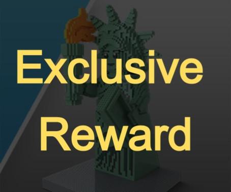 LEGO VIP Program: Lady Liberty Model VIP Giveaway