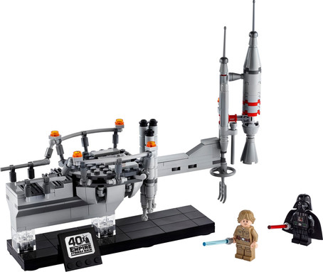 LEGO Star Wars™ Bespin™ Duel Available For Backorder