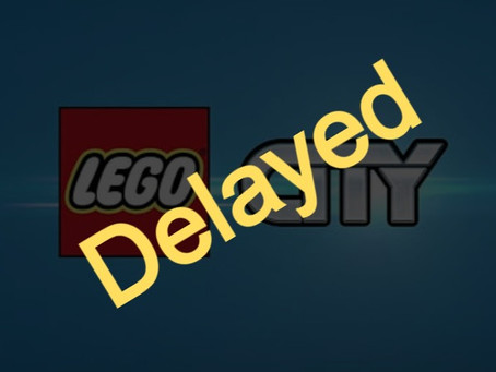 LEGO City Summer Wave Sets: Potentially Delayed
