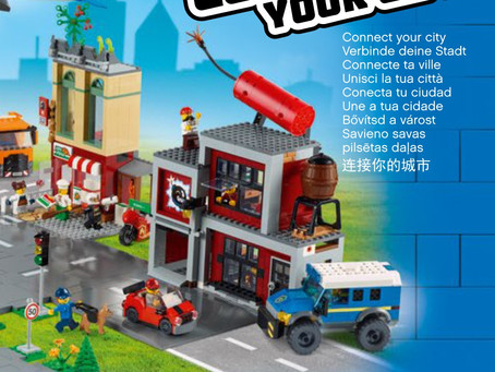 LEGO City 2021 Sets: 2nd Wave