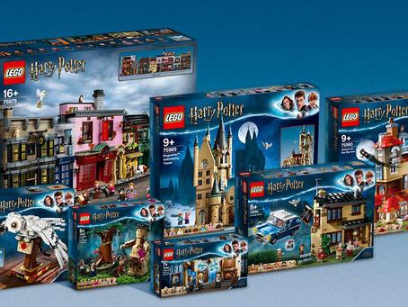 LEGO Ideas Harry Potter Building Contest