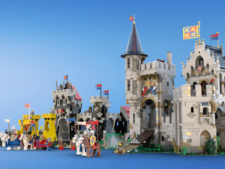 LEGO Ideas: Castle of Lord Afol and the Black Knights Q&A