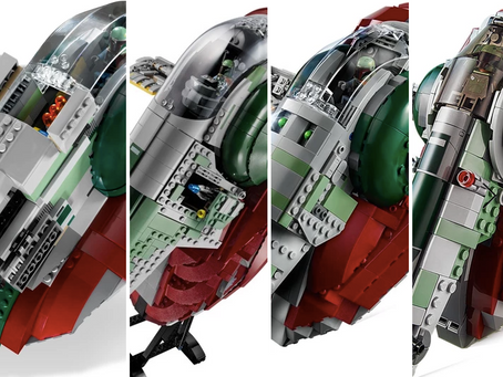 LEGO Star Wars™: The Reason Behind Scaled Down Models