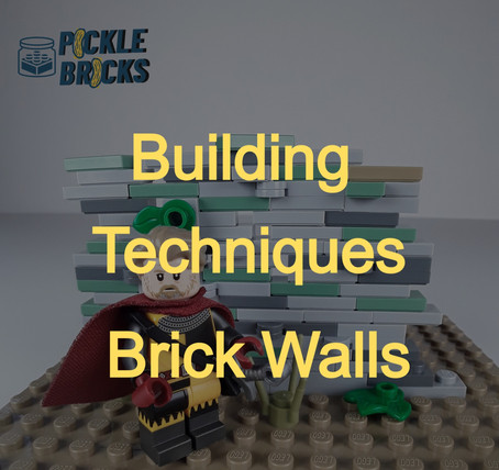 Building Techniques: Brick Walls