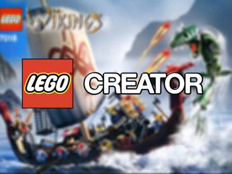 LEGO Creator Sets Coming in 2022
