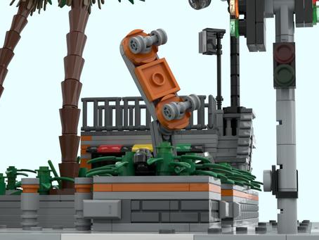 LEGO Ideas: Skate Park Project