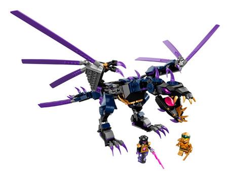 LEGO Ninjago Overlord Dragon Official Images