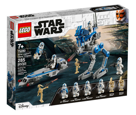 LEGO Star Wars 501st Legion Discounted at Amazon