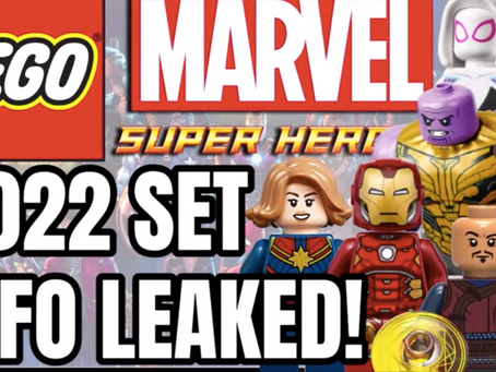 LEGO Marvel: Classic Sets Coming in 2022