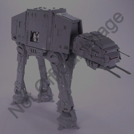 LEGO Star Wars™ UCS AT-AT: First Info