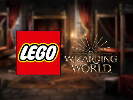 LEGO Harry Potter Gift With Purchase Coming in October