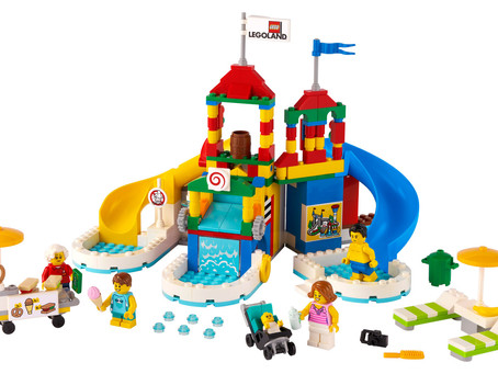LEGO Legoland Exclusive Water Park
