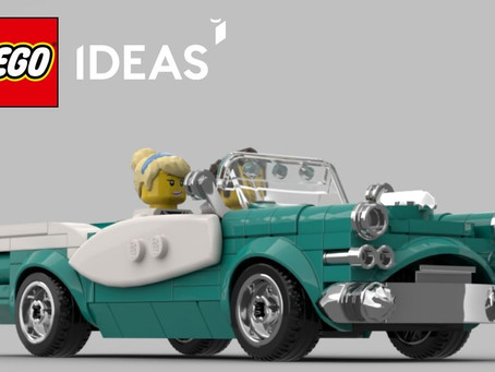LEGO IDEAS Vintage Car & Other Gift With Purchases Coming Soon