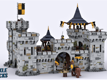 LEGO Ideas: Castle Outpost
